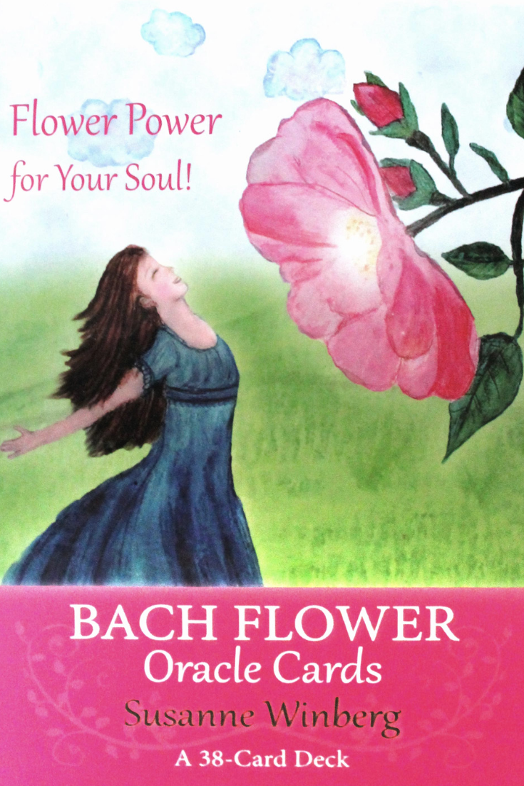 bach flower oracle cards susanne winberg