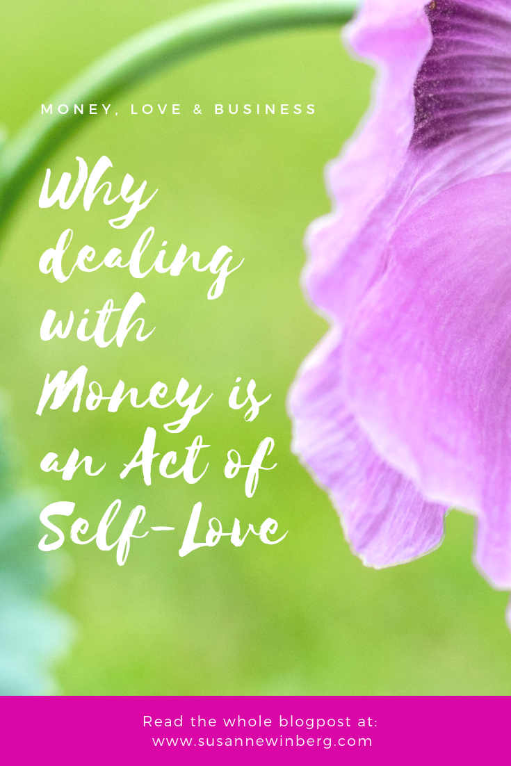 Money and selflove- give yourself the gift of financial freedom