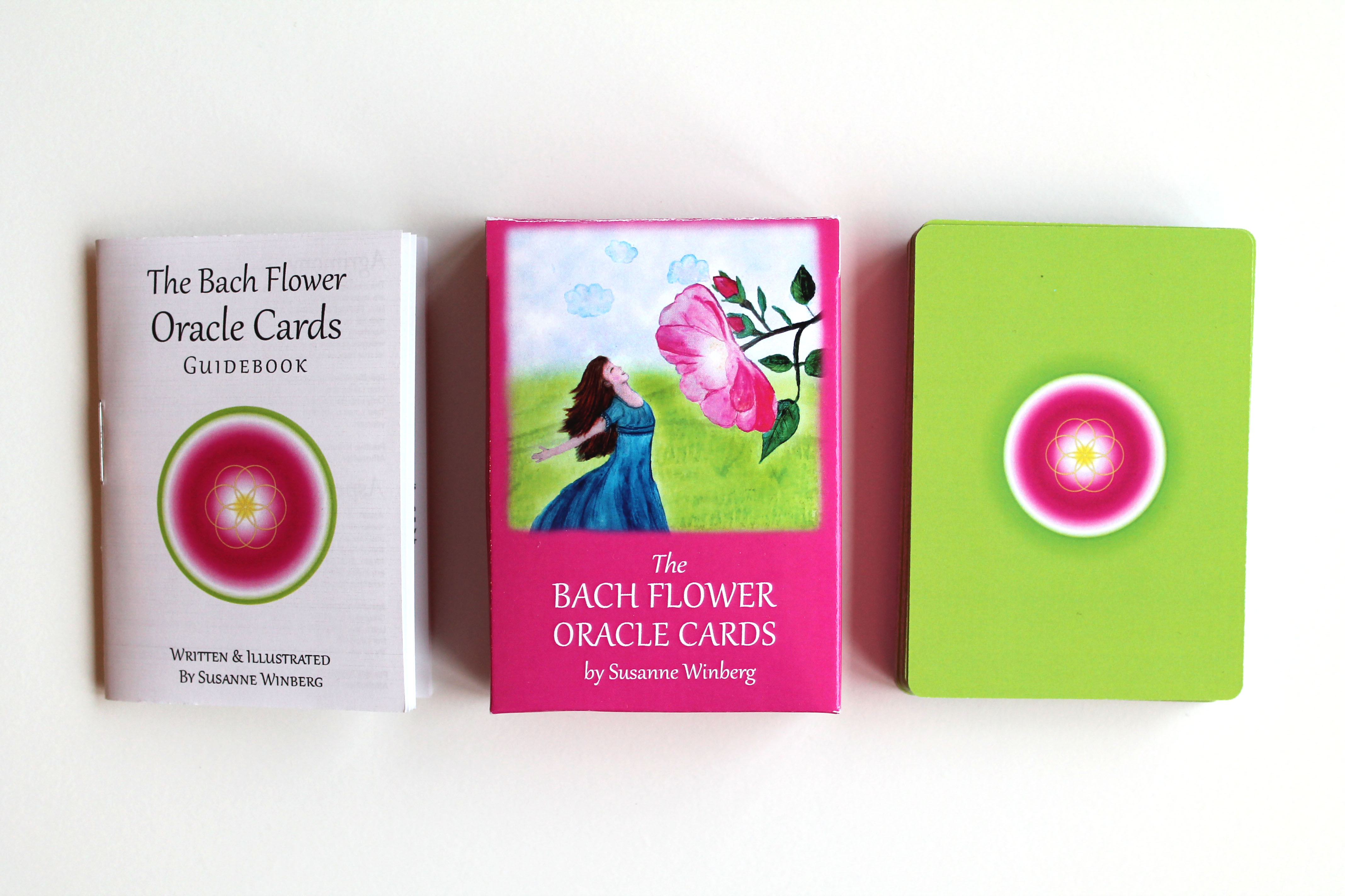 Bach Flower Oracle Cards by Susanne Winberg