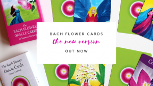 Bach Flower Oracle Cards Blog Post